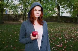 **THIS IMAGE IS UNDER STRICT EMBARGO UNTIL 00:01HRS 7th JUNE 2011** Picture shows: Alice Morgan (RUTH WILSON) (c) BBC TX: BBC One, TBC 2011