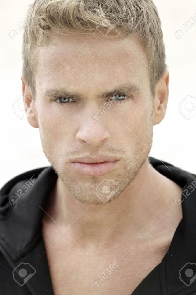 14250932-Detailed-close-up-portrait-of-a-young-blond-man-Stock-Photo-face